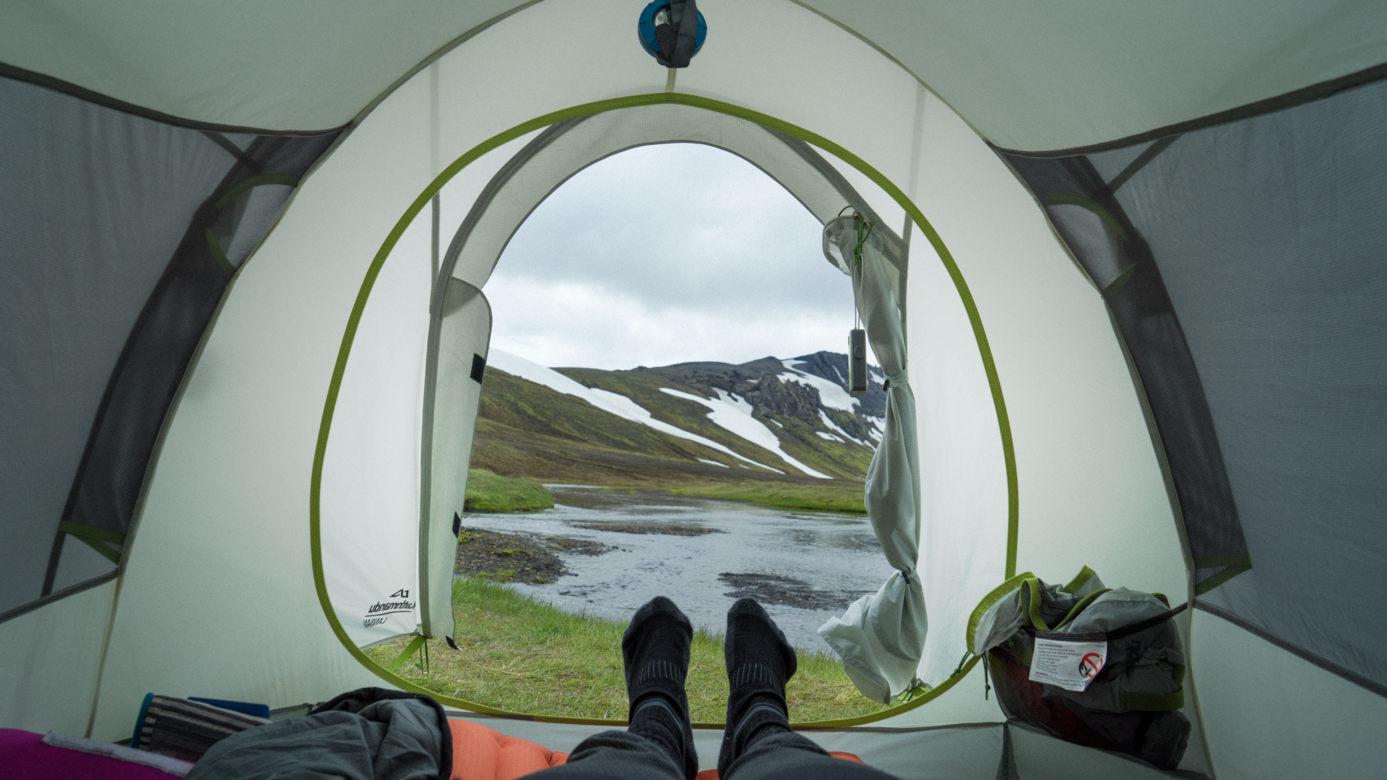 Where can I wild camp in Europe?
